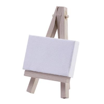 Mini caballete para pintar